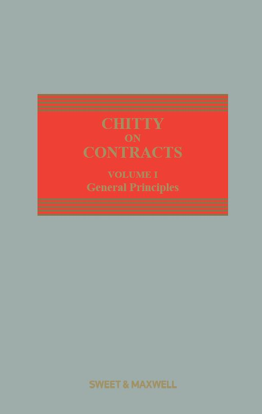 Chitty on Contracts, 33rd Edition (2 Volumes)