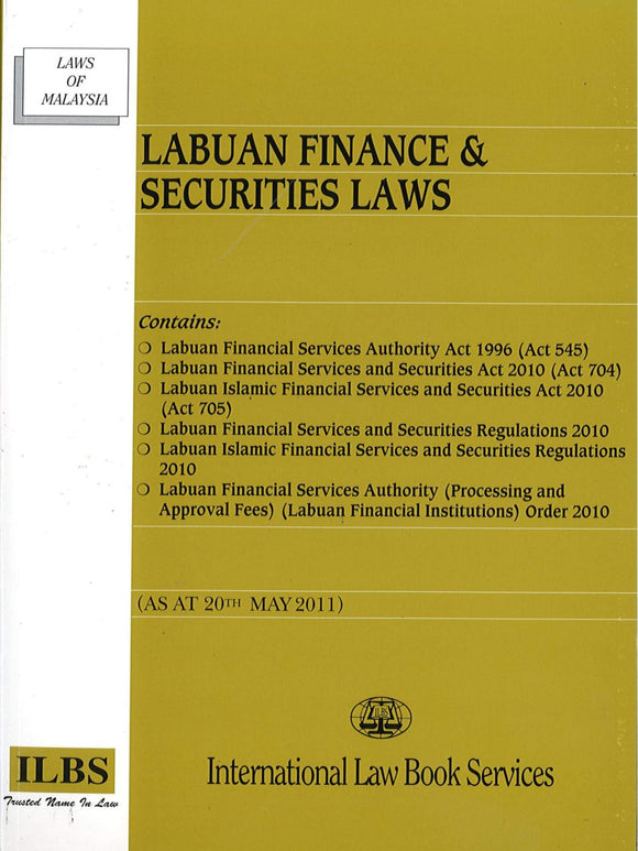 Labuan Finance & Securities Laws