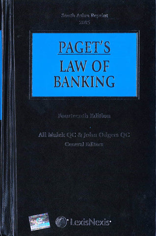 Paget's law of Banking 14th Edition