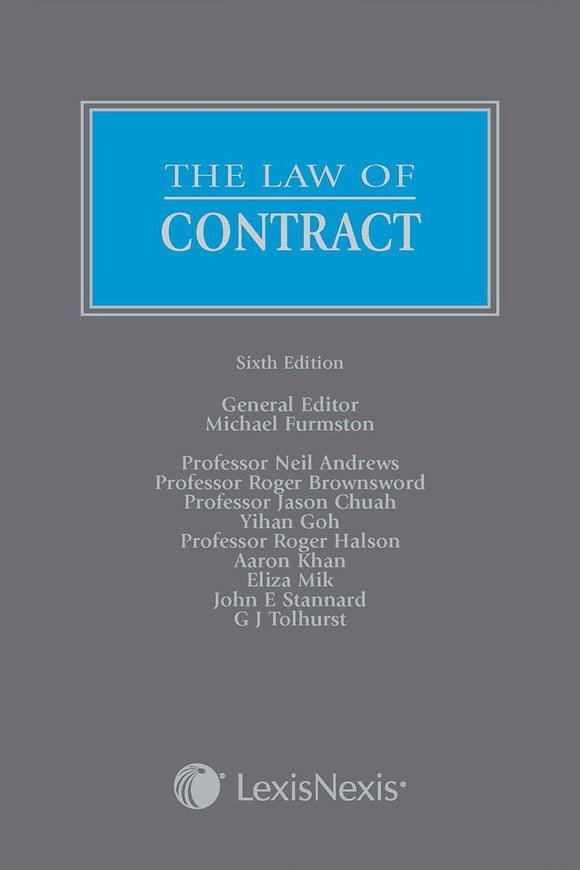 The Law of Contract, 6th Edition