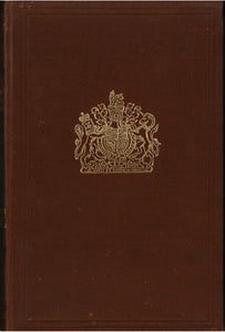 Laws of the Colony of Singapore 1955 (volume 1 - 7)