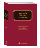 Mallal's Criminal Procedure, 8th Edition (Hard Cover)