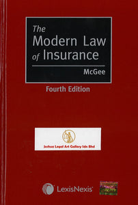 Modern Law Insurance 4th Edition McGee