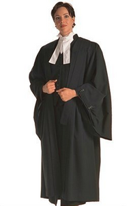 Barrister Robe (Polyester)