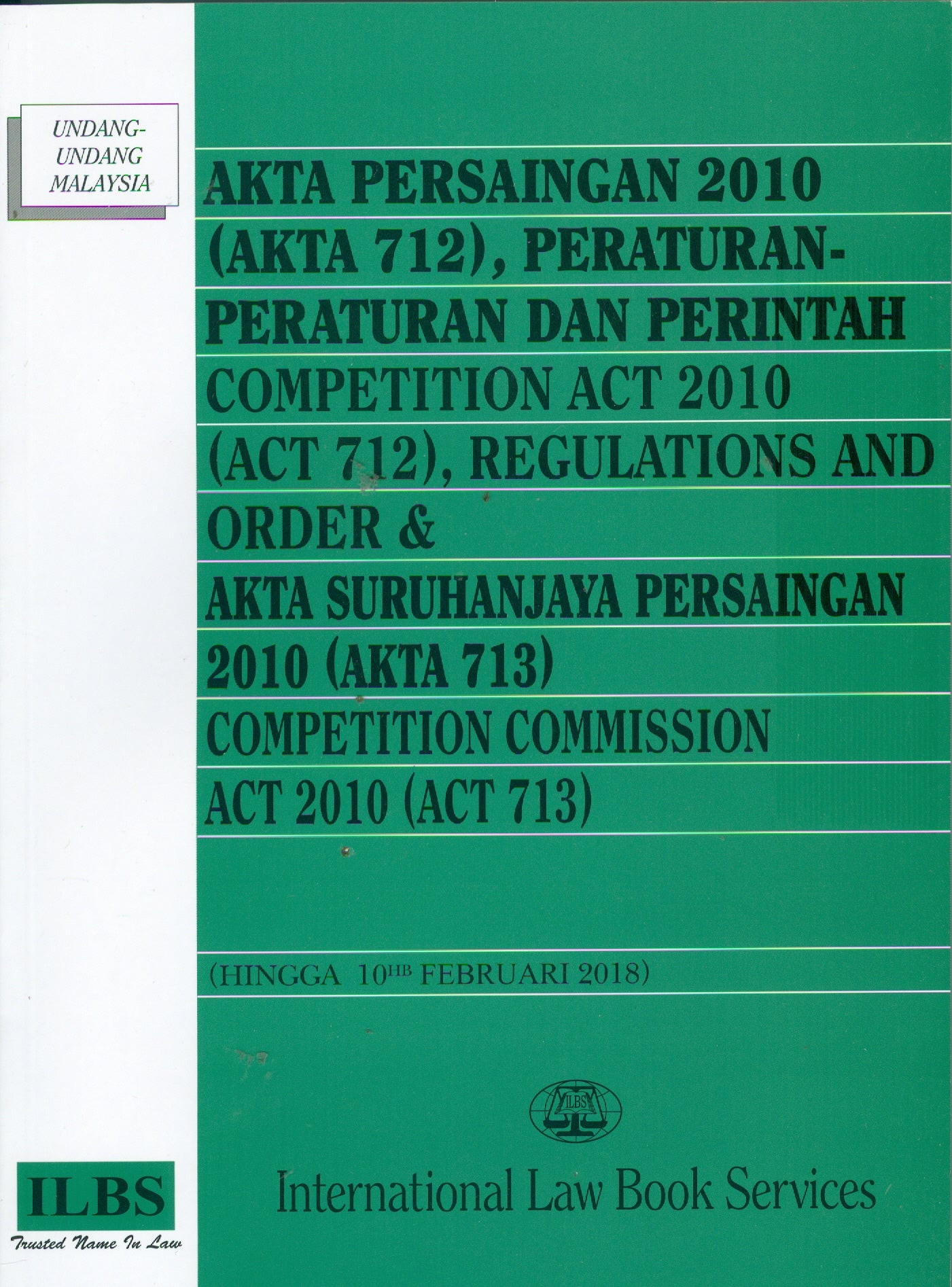 Competition Act 2010 (Act 712)