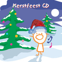 Kerstfeest - de CD