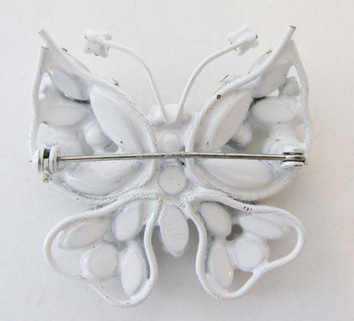 Regency Vintage 1950s Mid Century Stunning Figural Butterfly Pin