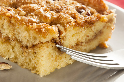 Sour Cream Coffee Cake   7