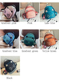 Cute Small Kitten Bag Cat Sequin Women's PU Mini Animal Backpack For Big Sale!- Fowish.com