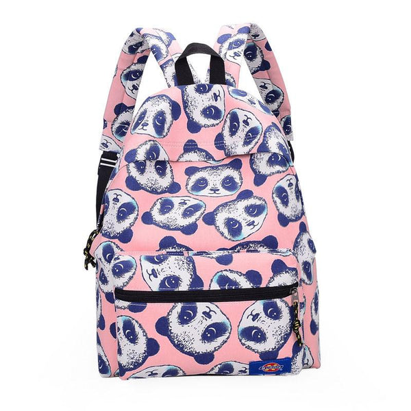 Lovely Panda Head Rucksack Schoolbag Travel Bags For Big Sale!- Fowish.com