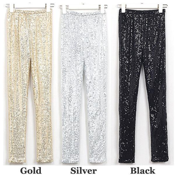 Sexy Bling Hand Made Sequined Pants Leggings - lilyby