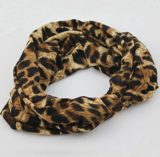 Sexy Smoked Leopard Printed Hair Band Headband For Big Sale!- Fowish.com