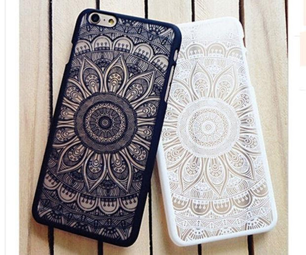 Vintage Lace Floral Iphone 6 S Plus Case Cover For Big Sale!- Fowish.com