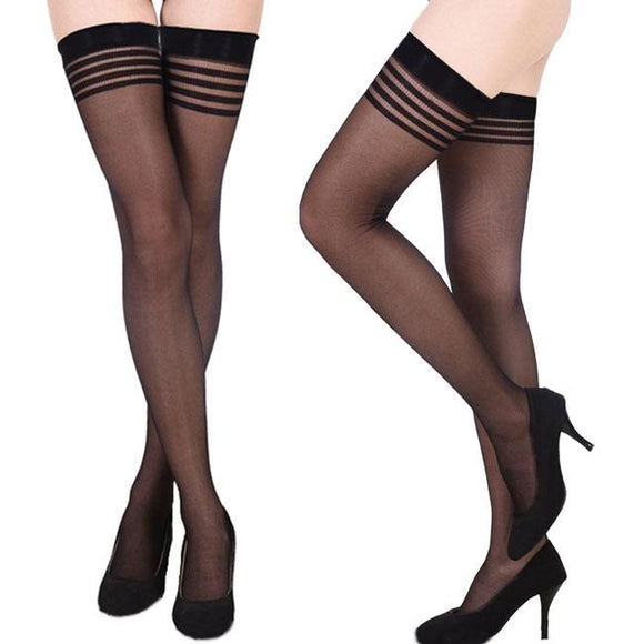Sexy Net Sling Suspender Lingerie Women's Stockings For Big Sale!- Fowish.com