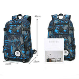 Leisure Oxford Camouflage Large Travel Bag Men Camping Bag School Backpack For Big Sale!- Fowish.com