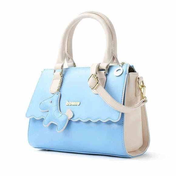 Small Latest Colorfuled Ponies Ornaments Mobile Messenger Bag For Big Sale!- Fowish.com