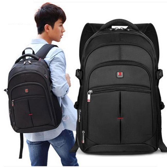 Leisure Large School Outdoor Bag Laptop Oxford Backpack Travel Backpack For Big Sale!- Fowish.com