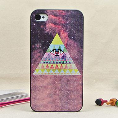 Triangle Eye Harajuku Punk Iphone 4/4s Cases For Big Sale!- Fowish.com