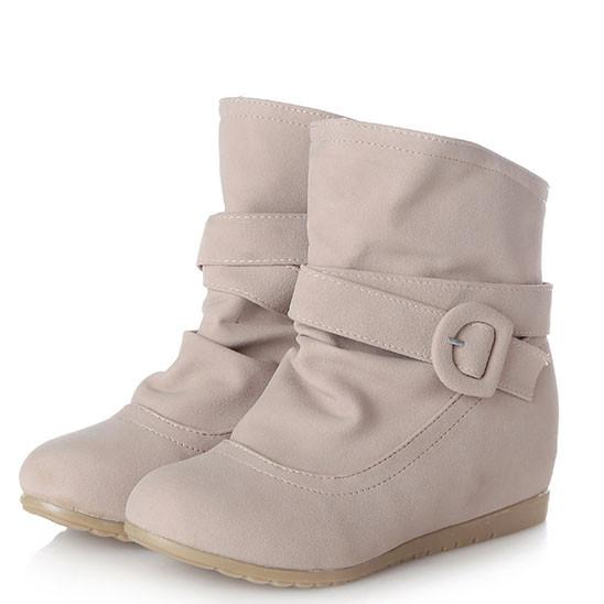 Pretty Elevator Shoes/Martin Boots/Knight Boots - lilyby