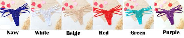 Sexy Lace Butterfly Lace Underwear Women's Lingerie For Big Sale!- Fowish.com