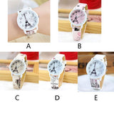 Cute Paris Eiffel Tower Quartz Watch Ladies Students Casual Watches For Big Sale!- Fowish.com
