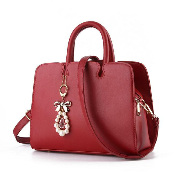 New Women Leather Shoulder Bag Tote Ladies Purse Handbag For Big Sale!- Fowish.com