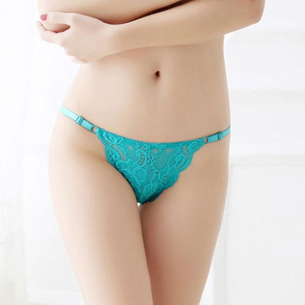 Sexy Hot Soft Lace Panties Adjustable Underwear Women Lingerie For Big Sale!- Fowish.com
