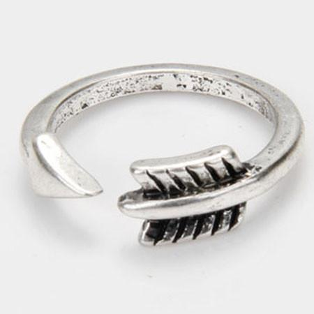Fashion Silver Joint Knuckle Nail Midi Ring Personality Set of 6 Rings For Big Sale!- Fowish.com
