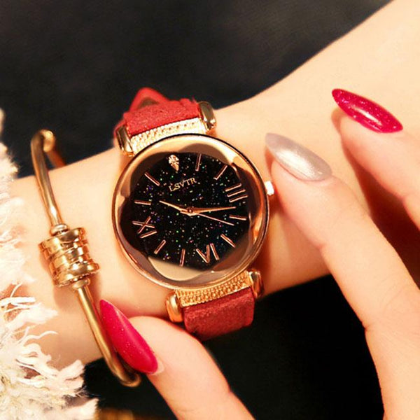 Fashion Ladies Waterproof Rhinestone Women Watch For Big Sale!- Fowish.com