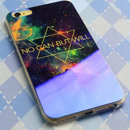 Fantasy Universe Star Silica Gel Thin Soft Case For Iphone 5/5S/6/6Plus - lilyby