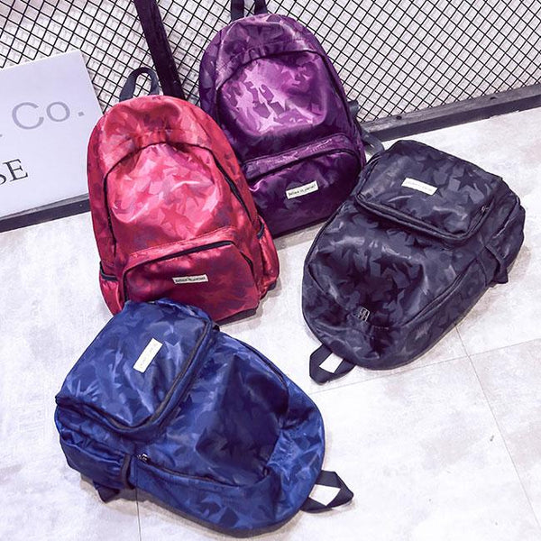 Shining Star Large School Bag Travel Casual Waterproof Backpack For Big Sale!- Fowish.com