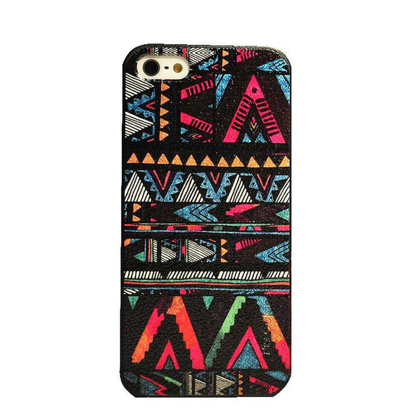 Bohemian Colorful Totem Iphone 4/4s/5 Case - lilyby
