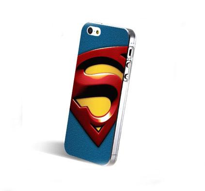 Steel Superman Close-Up Phone Case For IPhone 4/4s/5 For Big Sale!- Fowish.com