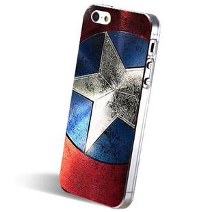 Unique Captain America Phone Case For IPhone 4/4s/5 For Big Sale!- Fowish.com