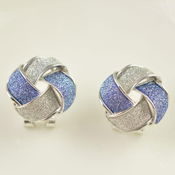 Unique Frosted Geometry Stud Earrings For Big Sale!- Fowish.com