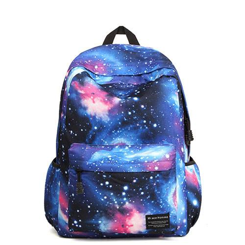 Galaxy Fashion Shining Cool Students Backpacks - lilyby