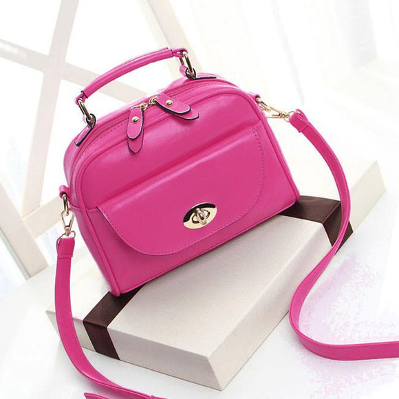 Summer Original Solid Fashion Multifunctional Handbag For Big Sale!- Fowish.com