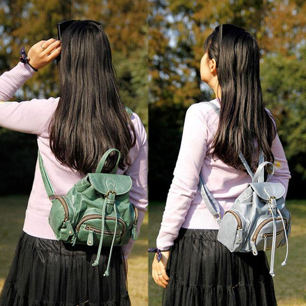 Fashion Mini Leisure Retro Girls Backpacks - lilyby
