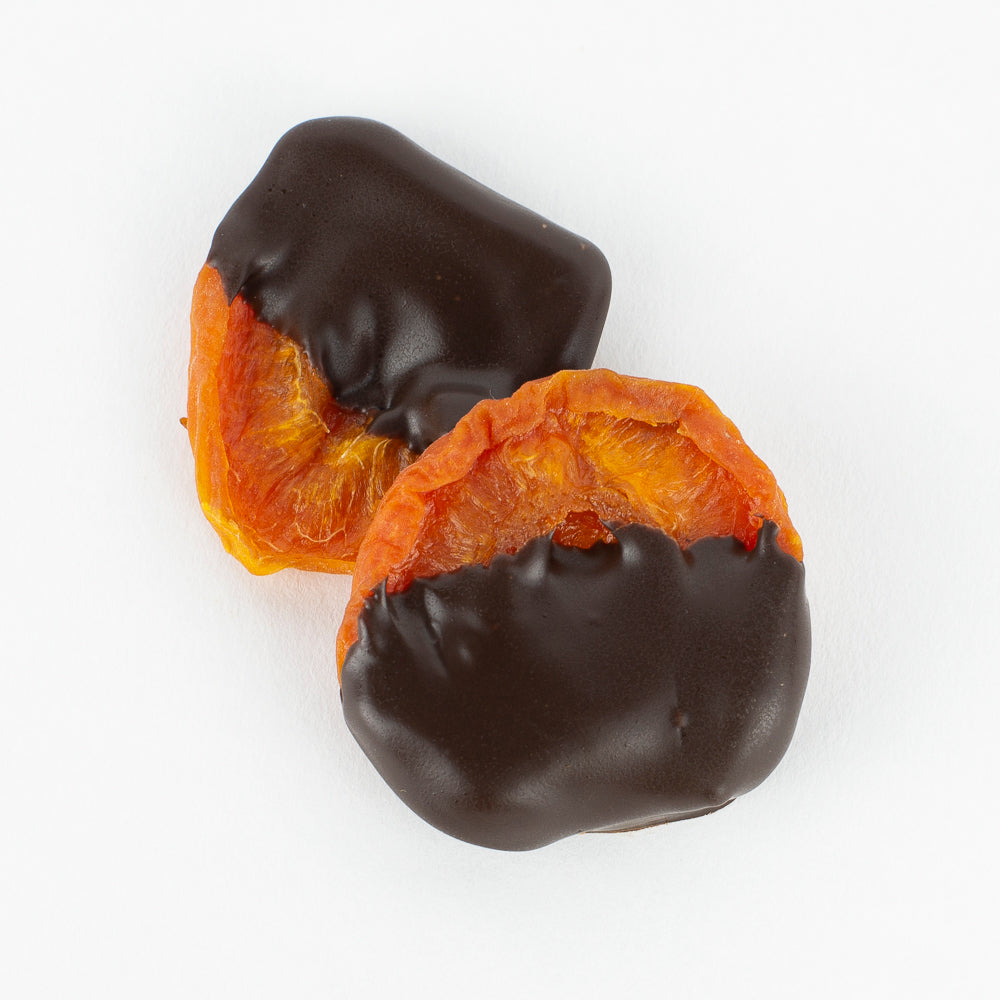 Chocolate Dipped Apricot 200g