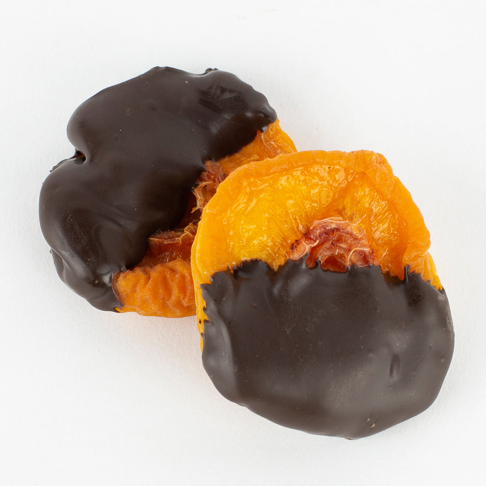Chocolate Dipped Peach 200g