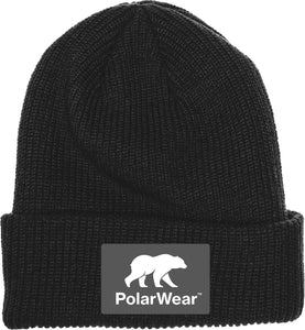 Warm Beanie in Black (Limited Edition 2x Donation)
