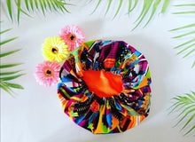 Load image into Gallery viewer, ANKARA REVERSIBLE BONNET