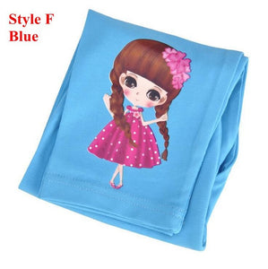 Girls Leggings Summer Pants For Girls   3 4 6 8 10 12