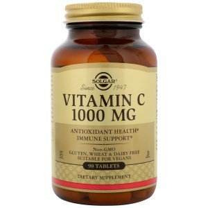 VITAMIN C 1000 MG (90 TABLETS)