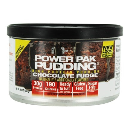 Power Pak Pudding High Protein
