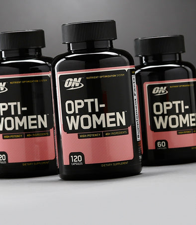 Optimum Opti-Women (120 Capsules)