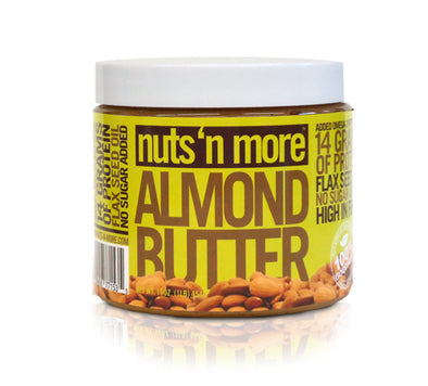 Nuts 'n More Almond Butter (16 oz)