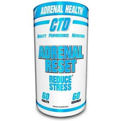 CTD Labs Adrenal Reset , 60 Tablets