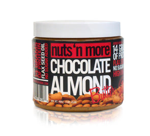 Nuts 'n More Chocolate Almond Butter (16 oz)