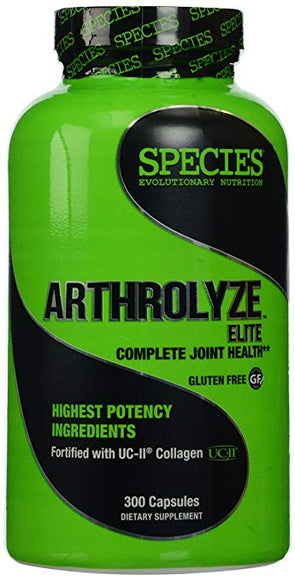 ARTHROLYZE ELITE: COMPLETE JOINT HEALTH**